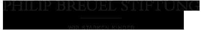 Stiftung Hamburg: Philip Breuel Stiftung Logo